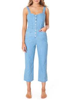 Rip Curl Golden Days Chambray Jumpsuit