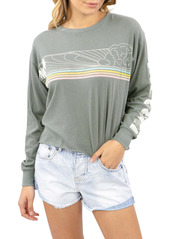 Rip Curl Island Oasis Cutoff T-Shirt