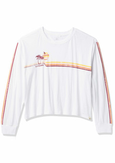 Rip Curl Junior's Golden Days Long Sleeve Shirt