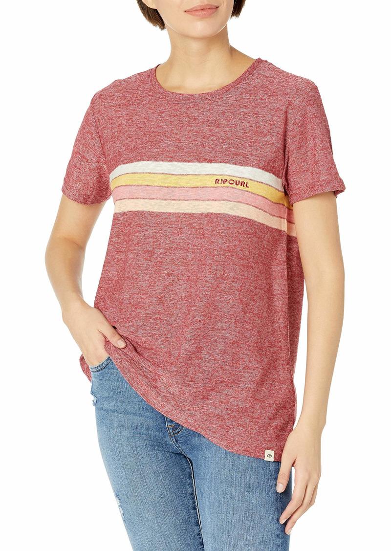 Rip Curl Junior's Golden Days Standard TEE Shirt  M