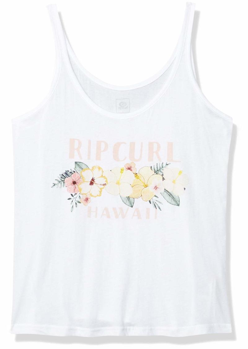 Rip Curl Junior's HI Super Bloom Tank TOP