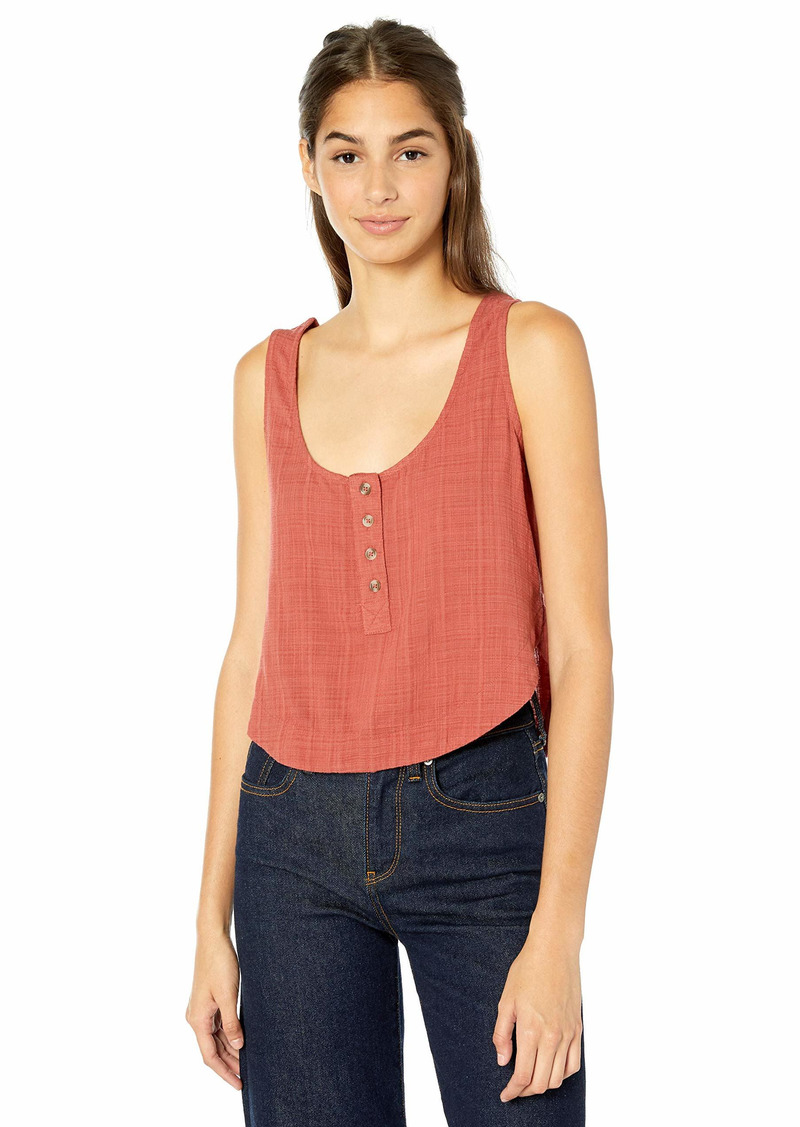 Rip Curl Junior's KOA Tank TOP Shirt  L