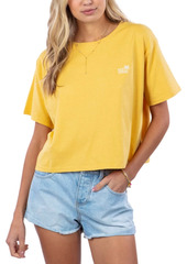 Rip Curl Junior's Salty Cropped T-Shirt