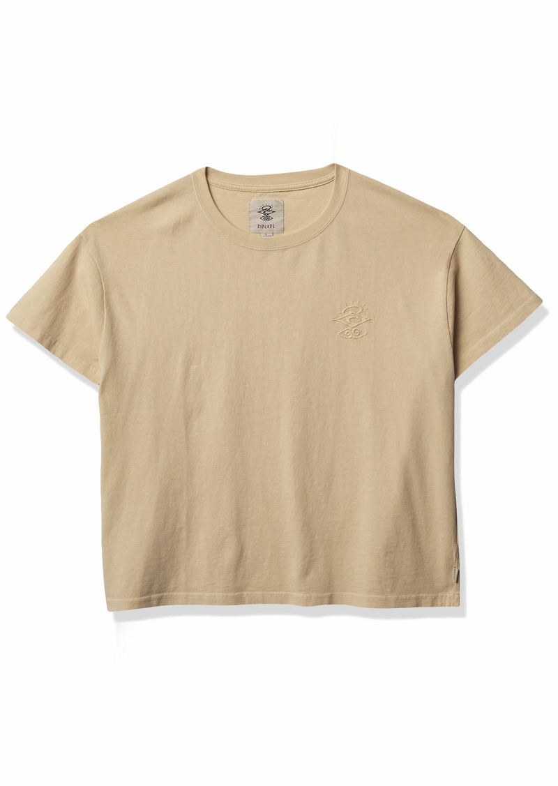 Rip Curl Junior's Search Logo TEE Shirt  L