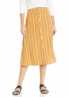 Rip Curl Junior's SUNCHASERS Stripe Skirt  L