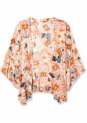 Rip Curl Junior's Super Bloom Kimono  L