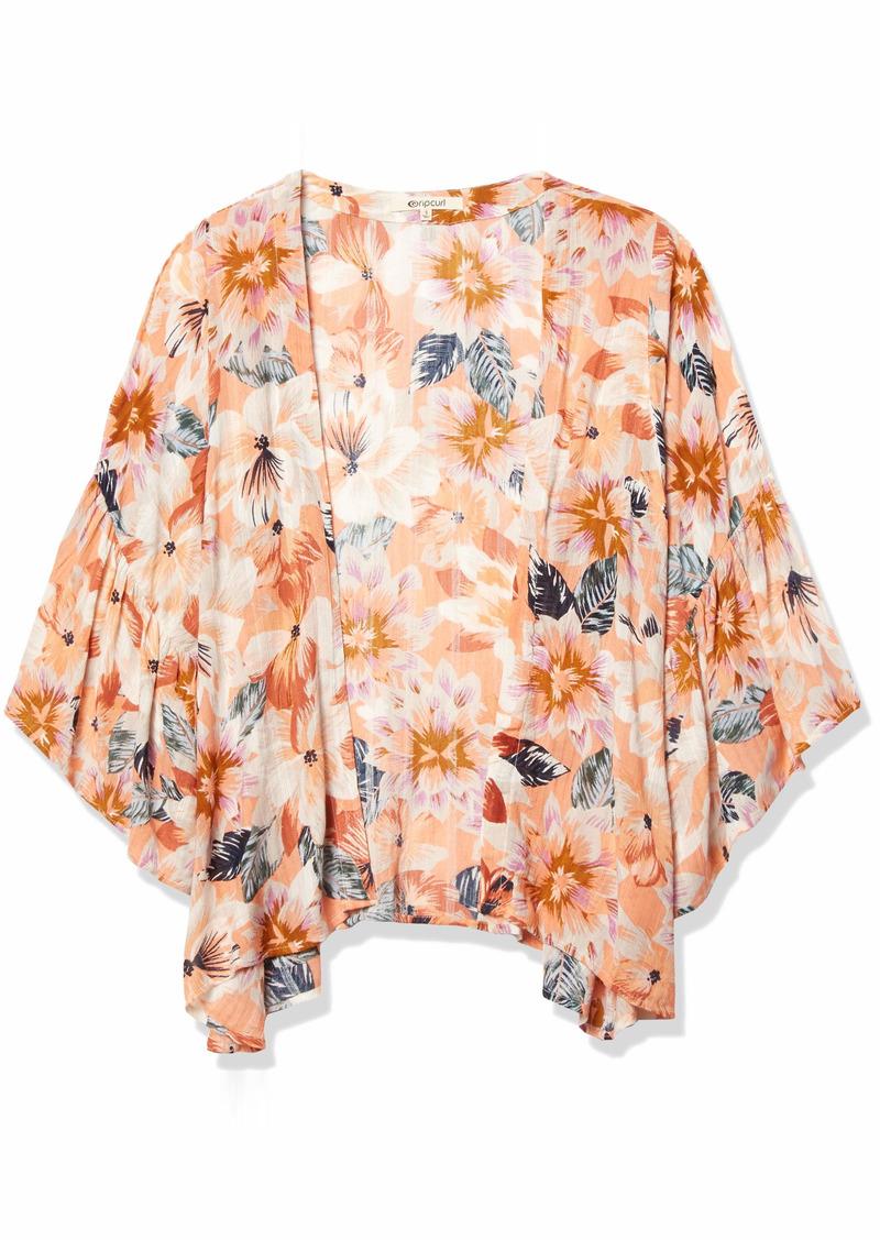 Rip Curl Junior's Super Bloom Kimono  M