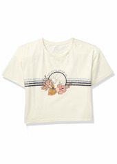 Rip Curl Junior's SURF Bloom Crop TEE Shirt