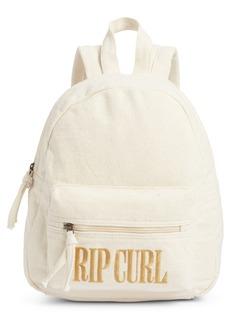 Rip Curl Mini Legacy Canvas Backpack