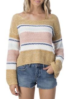 Rip Curl Sunsetters Stripe Sweater