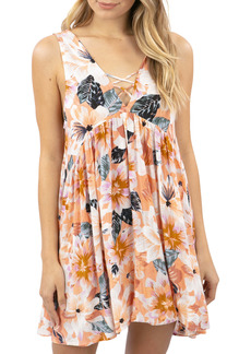 Rip Curl Super Bloom Cover-Up Dress