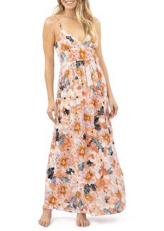 Rip Curl Super Bloom Floral Maxi Dress