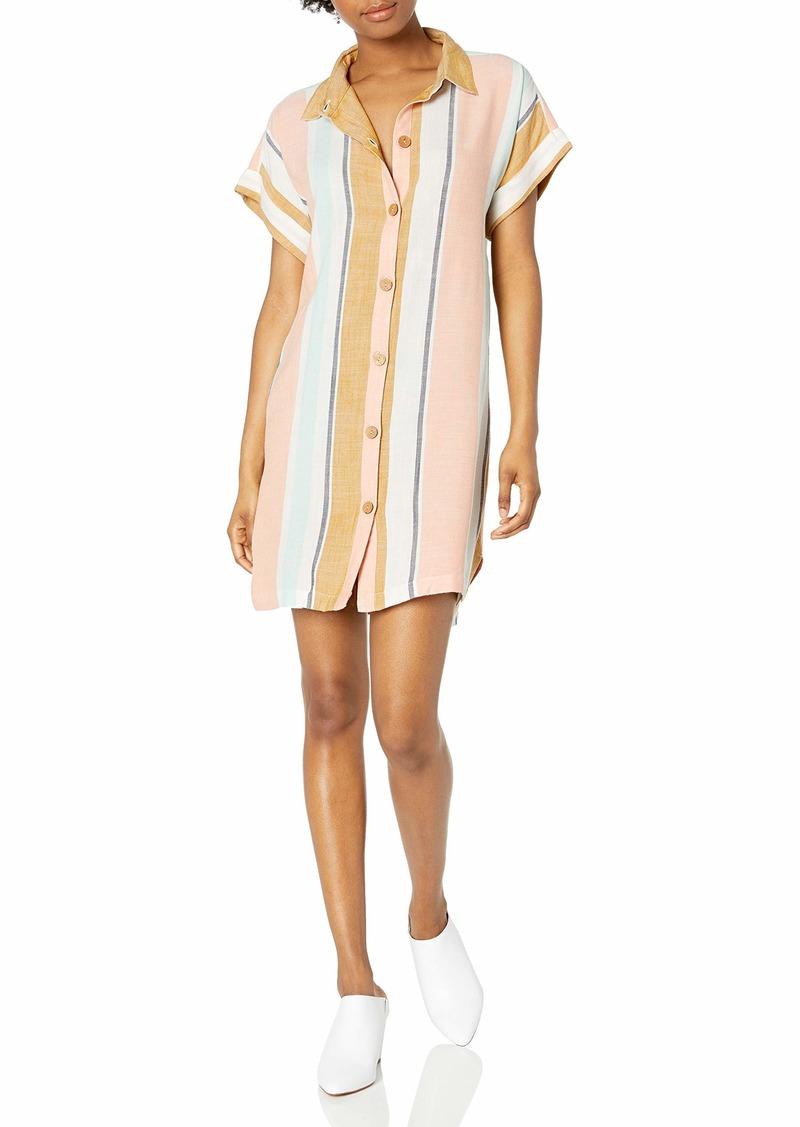 Rip Curl Women's SUNSETTERS Stripe Shirt  M