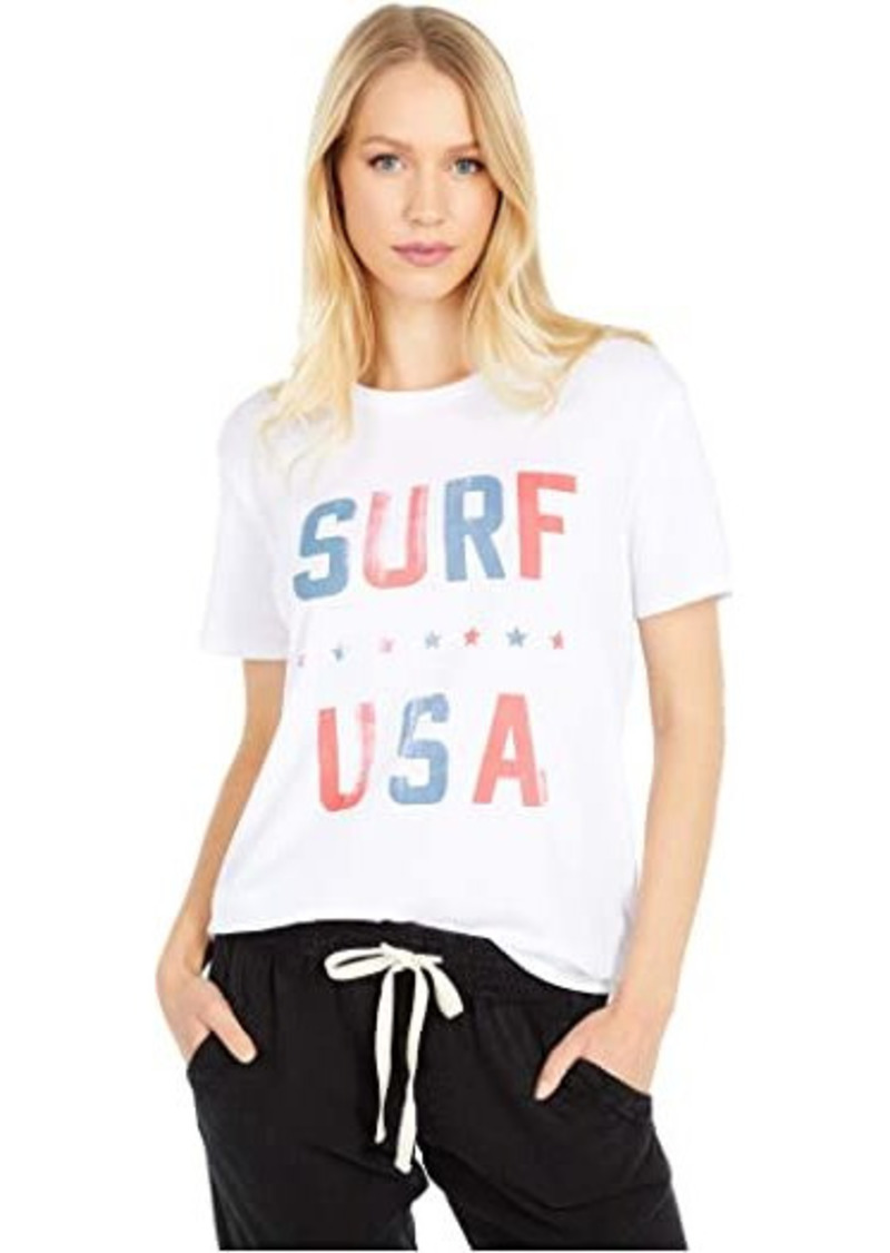 Rip Curl Surf USA Boy Tee