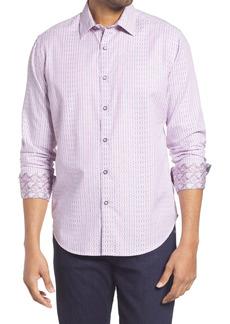 Robert Graham Rimini Stretch Button-Up Shirt