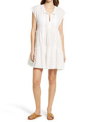 Robin Piccone Fiona Flouncy Cover-Up Dress