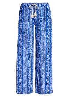 Robin Piccone Isla Cover-Up Beach Pants