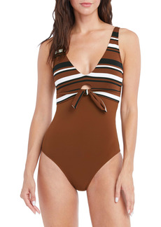 Robin Piccone Simone One-Piece Swimsuit