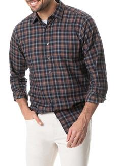 Rodd & Gunn Bradeys Sports Fit Plaid Button-Up Shirt