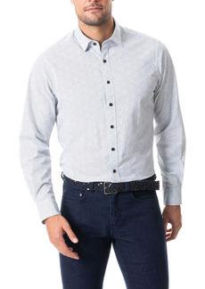 Rodd & Gunn Kelvin Heights Sports Fit Button-Up Shirt