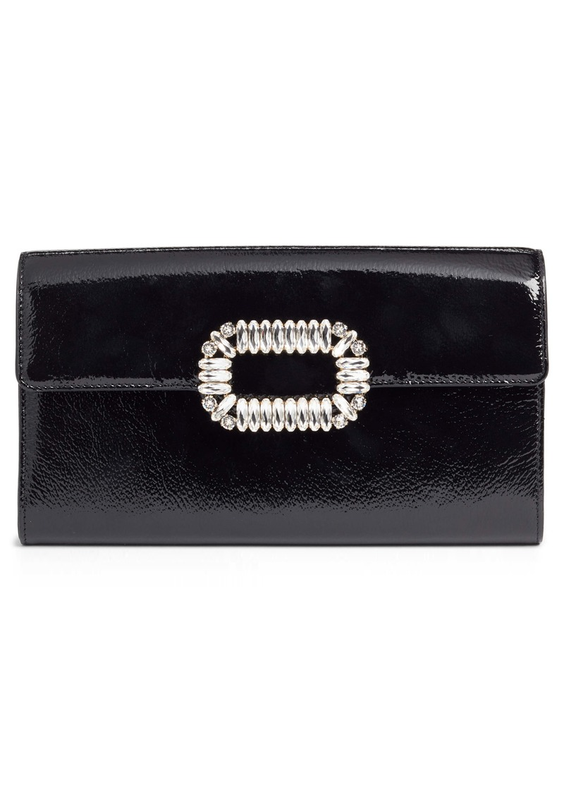 Roger Vivier Crystal Buckle Crossbody Bag