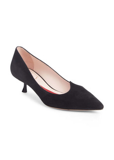 Roger Vivier I Love Vivier Pointed Toe Pump (Women)