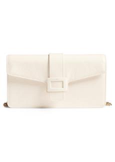 Roger Vivier Viv Leather Shoulder Bag