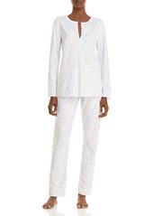 Roller Rabbit Disco Hearts Cotton Pajamas