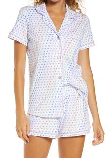 Roller Rabbit Disco Hearts Polo Short Pajamas