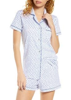 Roller Rabbit Heart Short Pajamas