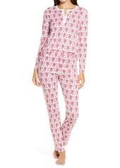 Roller Rabbit Monkey Pajamas