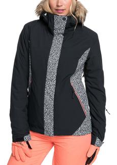 Roxy Jet Ski Waterproof Jacket