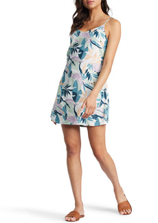 Roxy Mad Love Print Sundress
