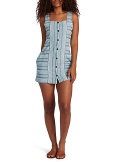 Roxy Sweeter Dreams Stripe Minidress