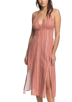 Roxy Young Goddess Striped Dress