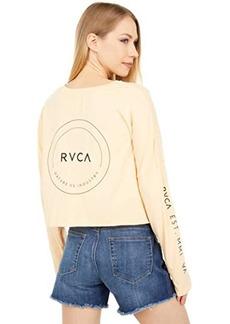 RVCA Classic Long Sleeve Tee