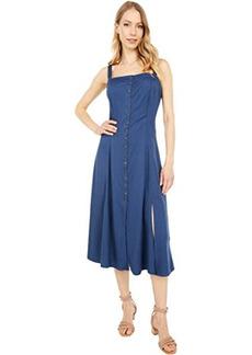 RVCA Jethro Midi Dress