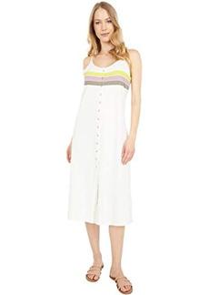 RVCA Selma Midi Dress