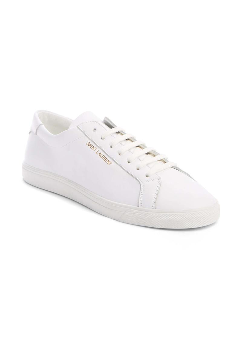 Saint Laurent Andy Low Top Sneaker (Women)