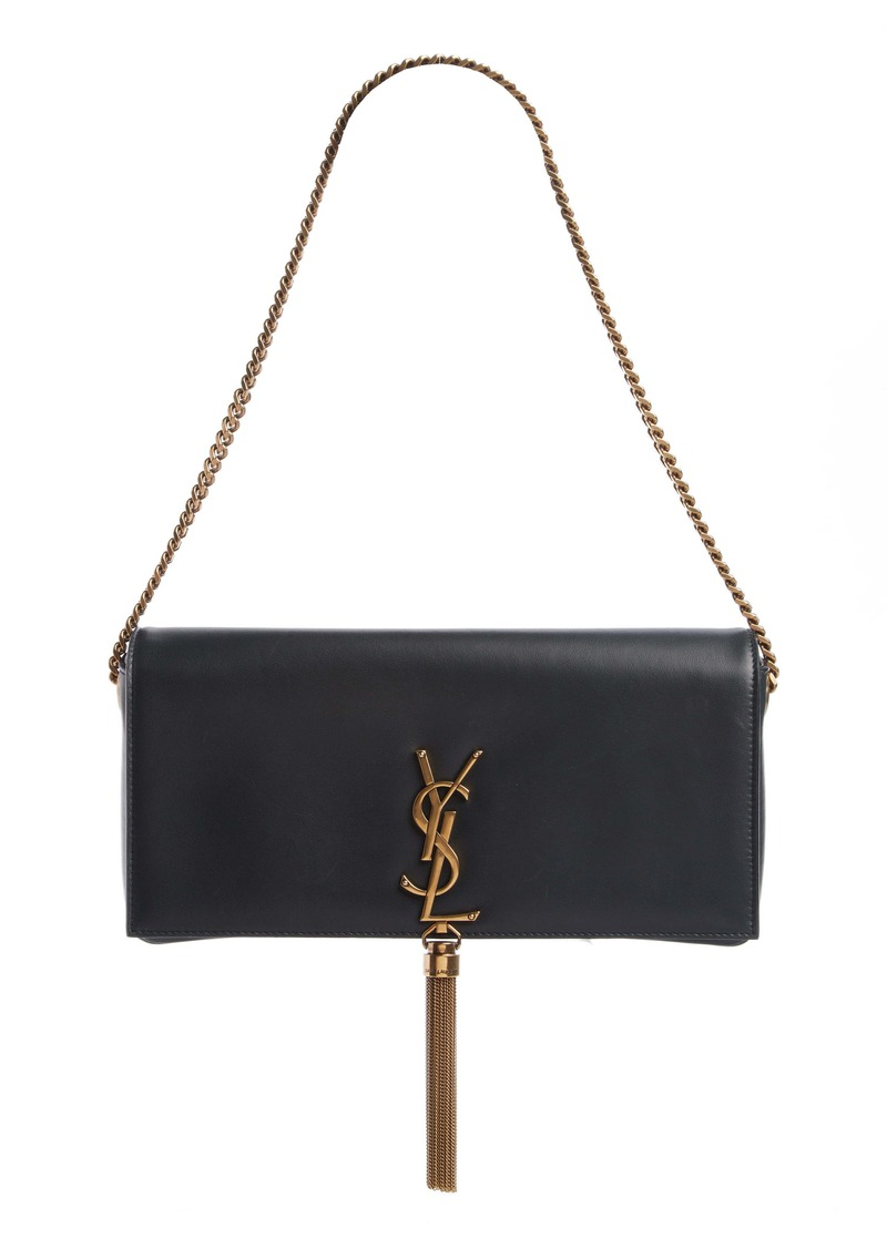 Saint Laurent Kate 99 Calfskin Shoulder Bag