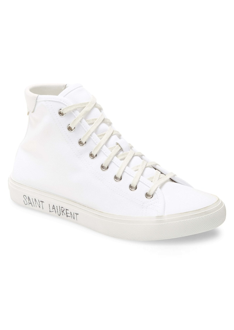 Saint Laurent Malibu Sneaker (Women)