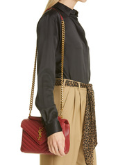 Saint Laurent Medium College Shoulder Bag