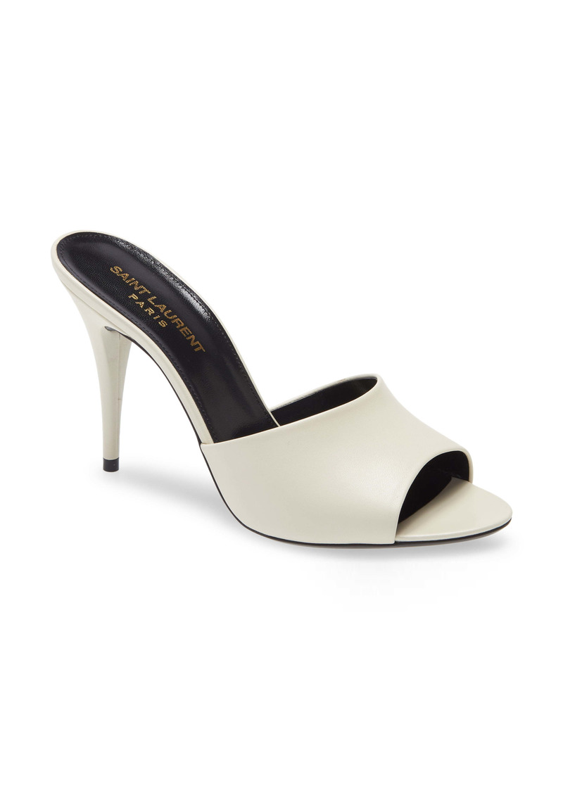 Saint Laurent Sexy Mule Sandal (Women)