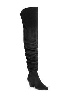 Saint Laurent Sun Over the Knee Boot (Women)