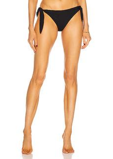 Saint Laurent Tie Bikini Bottom