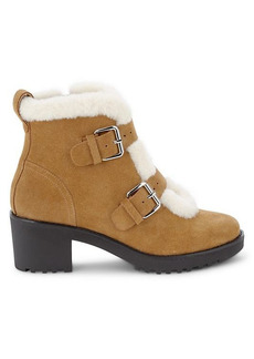 Saks Fifth Avenue Hailey Faux Fur Boots