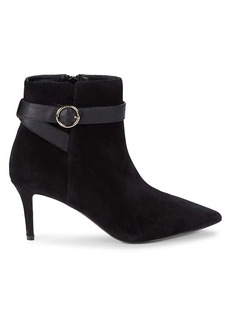 Saks Fifth Avenue Luella Suede Booties