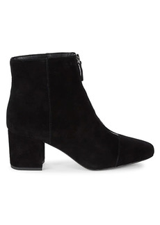 Saks Fifth Avenue Matilda Suede Booties