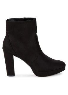 Saks Fifth Avenue Sami Faux Suede Booties
