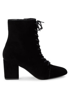 Saks Fifth Avenue Sonia Suede Booties
